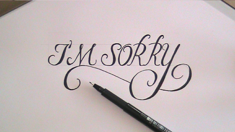3 moving im sorry letters enkirelations you can express your feelings of regret by writing an apology letter this helps heal the hurt and give your partner space here are examples of im sorry thecheapjerseys Gallery